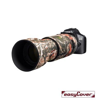 easyCover custodia in neoprene forest mimetico per obiettivo Tamron 100-400mm (A035)