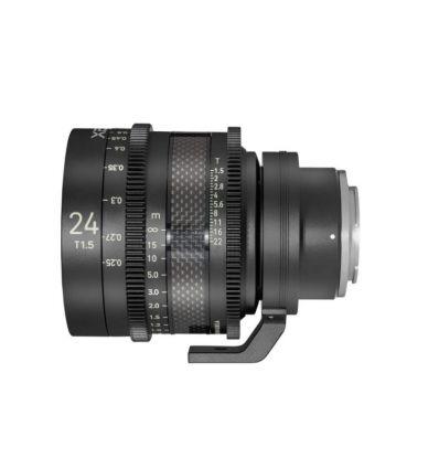 Obiettivo Samyang Xeen CF 24mm T1.5 FF Cine per Canon PRONTA CONSEGNA
