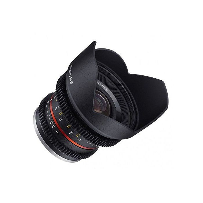 Obiettivo Samyang 12mm T2.2 Cine NCS CS x Sony E-Mount Lens