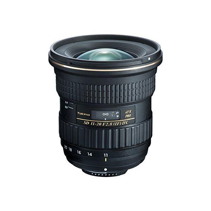 Obiettivo Tokina AT-X 11-20 PRO DX f/2.8 11-20mm x Nikon