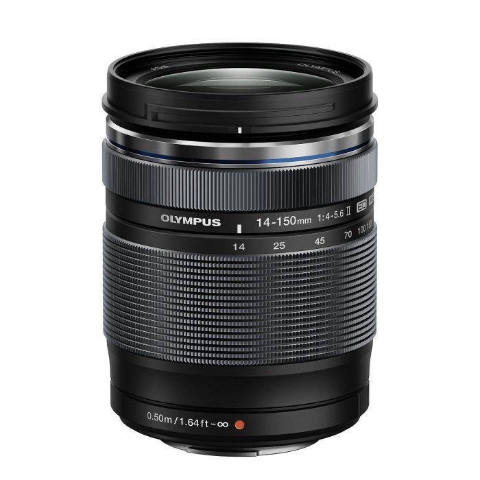 Obiettivo Olympus M.Zuiko Digital ED 14-150mm F4.0-5.6 II 14-150 Lens