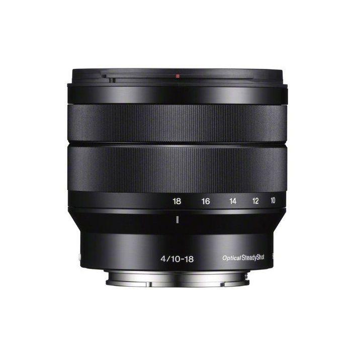 Obiettivo Sony SEL1018 E 10-18mm F4 Lens 10-18
