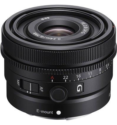 Obiettivo Sony FE 24mm F2.8 G