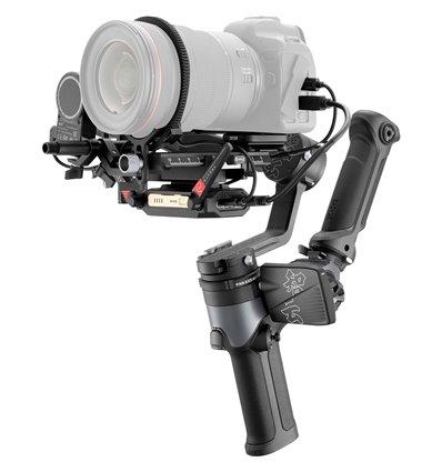 Zhiyun Weebill 2 Pro Gimbal Stabilizzatore per fotocamera fino a 3,3kg