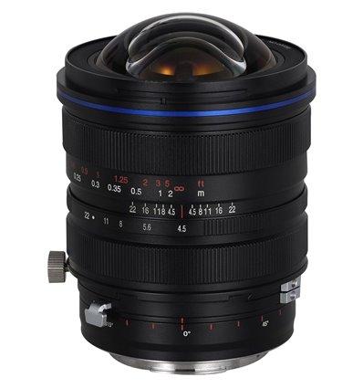 Obiettivo Laowa 15mm f/4.5 ZERO-D Shift per mirrorless Sony E