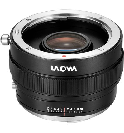 Laowa Magic Shift Converter per Canon EF su mirrorless Sony FE