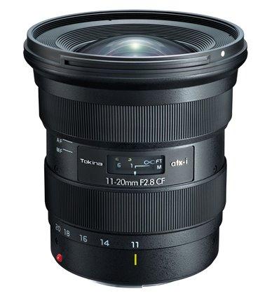 Obiettivo Tokina ATX-i 11-20mm F2.8 CF per Canon EF