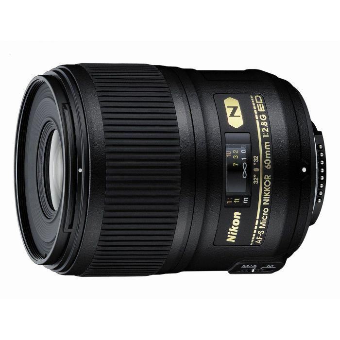 Obiettivo Nikon AF-S Micro-Nikkor 60mm F2.8G ED Lens