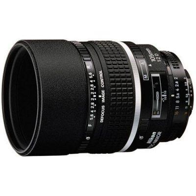 Obiettivo Nikon AF DC-Nikkor 105mm f/2D Lens