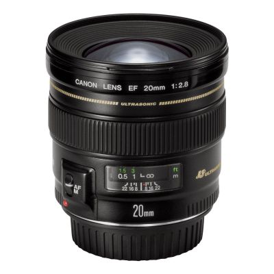 Obiettivo Canon EF 20mm f/2.8 USM Lens