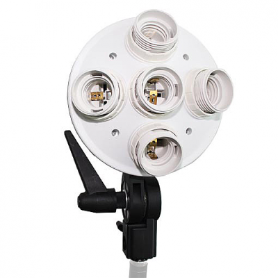 FotoQuantum StudioMax 5 Supporto testine luce