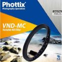Phottix Filtro Densità Variabile ND Multi-Coated Filter VND-MC 77mm