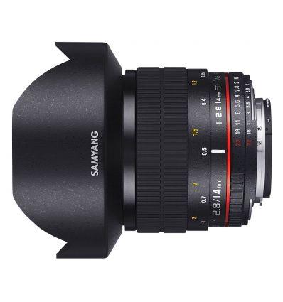 Obiettivo Samyang 14mm f/2.8 IF ED UMC Aspherical x Sony E-Mount