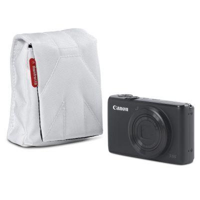 Manfrotto Borse Nano 0 pouch bianco MB SCP-0SW