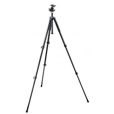 Manfrotto Foto Kit 294 alluminio + testa a sfera con Quick Release RC2 MK294A3-A0RC2