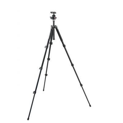 Manfrotto Foto Kit 294 alu + testa a sfera con Quick Release RC2 4 sez. MK294A4-A0RC2