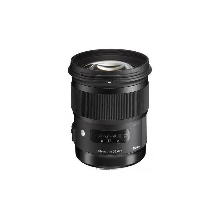 Obiettivo Sigma 50mm F1.4 DG HSM Art per Canon