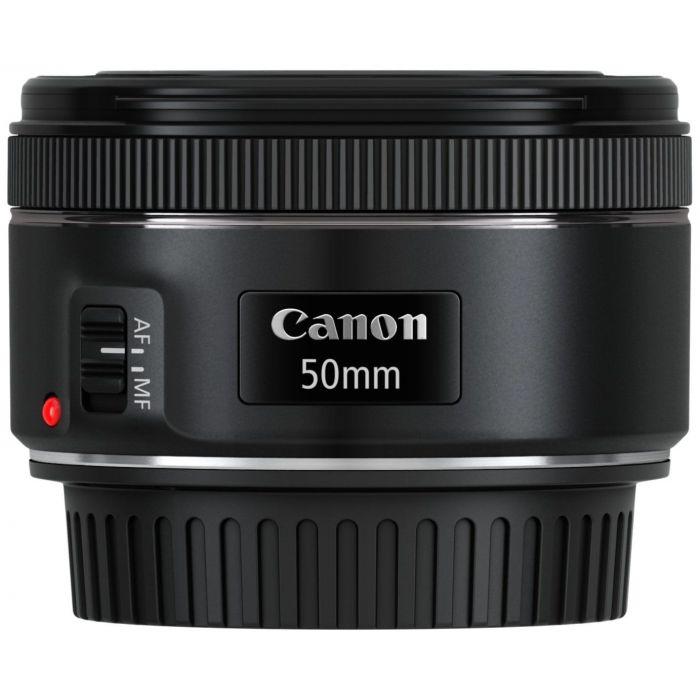 Obiettivo Canon EF 50mm f/1.8 STM Lens