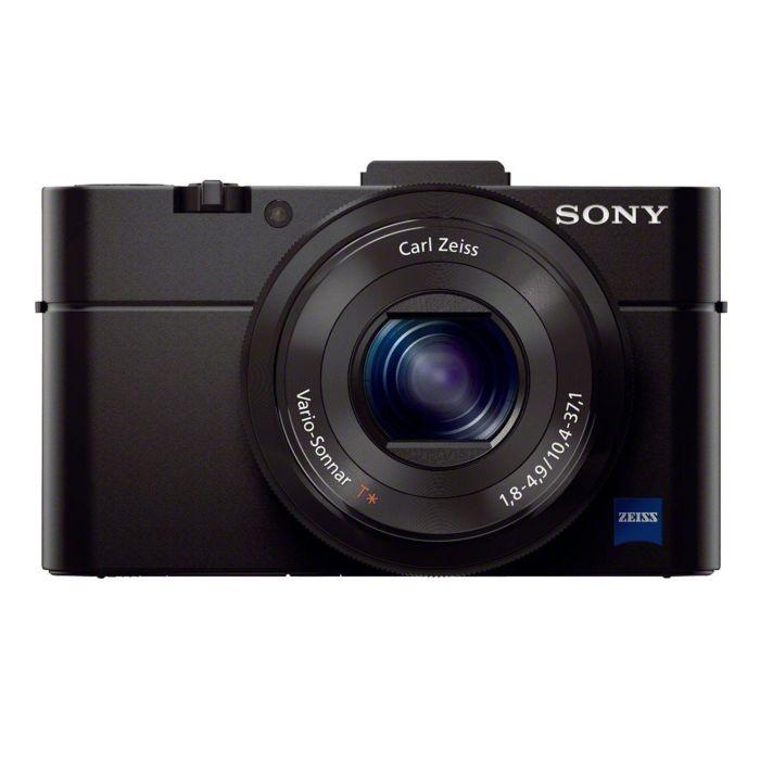 Fotocamera Sony Cyber-shot DSC-RX100 Mark II [MENU ENG]