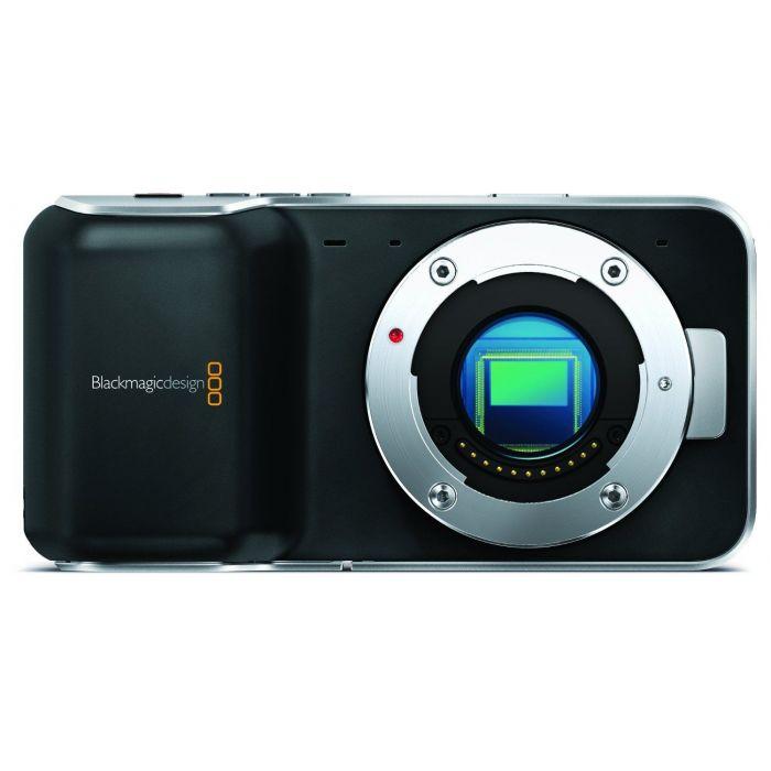 Videocamera Blackmagic Pocket 4K Cinema Camera Body solo corpo