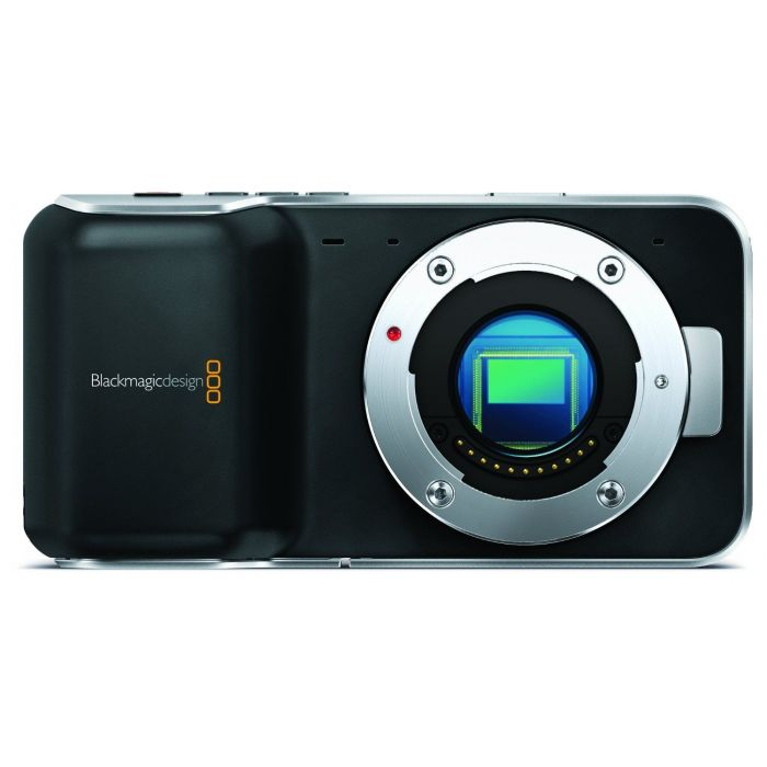 Videocamera Blackmagic Pocket Cinema Camera Body solo corpo