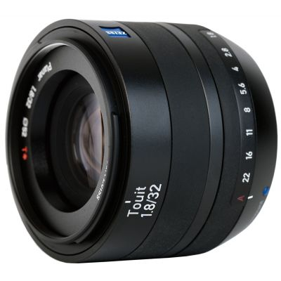 Obiettivo Carl Zeiss Touit 1.8/32 Planar T* x Sony E-Mount Lens