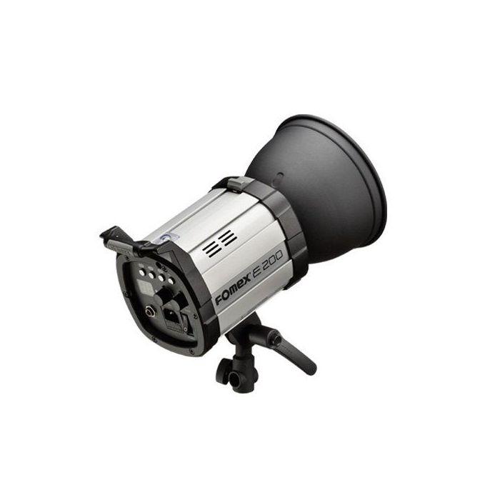 Quantuum Fomex E 200 Flash da studio (200ws) E200 E-200