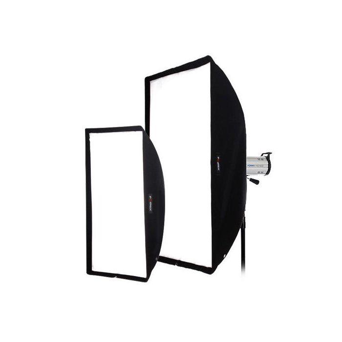 """Quantuum Fomex Softbox SB80x120(L) Serie Recta peso leggero 80x120cm (32""""x48"""")"""