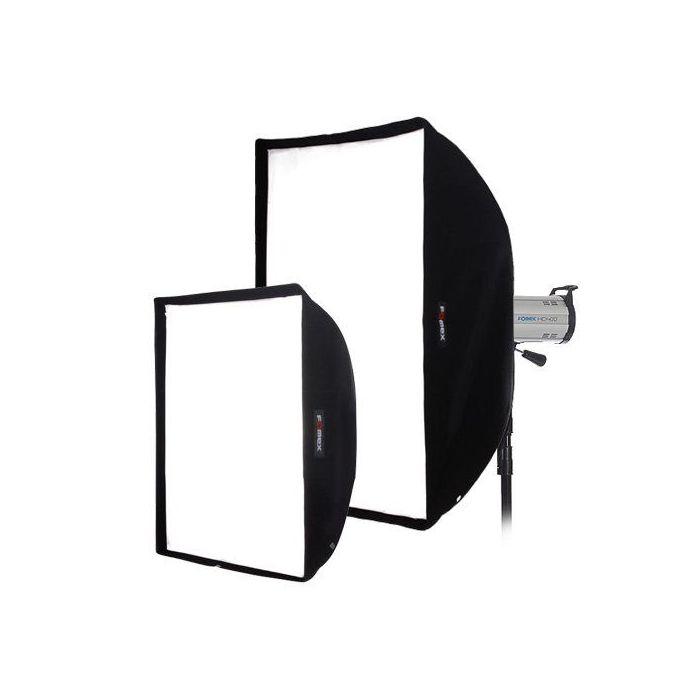 "Quantuum Fomex Softbox SB90x90(L) Serie Square peso leggero 90x90cm (36""x36"")"
