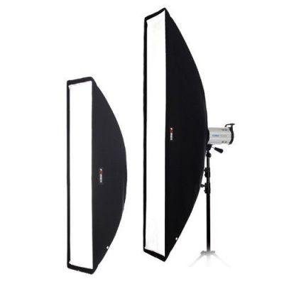 """Quantuum Fomex Softbox Bianco 60x180cm (24""""x72"""")"""