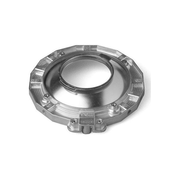 Quantuum Fomex SPBR speedring anello adattatore x Serie Broncolor