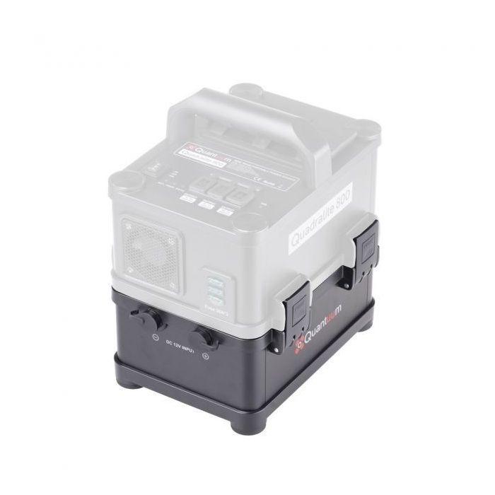 Quantuum Quadralite BP-800 batteria aggiuntiva x Quadralite 800 Powerpack