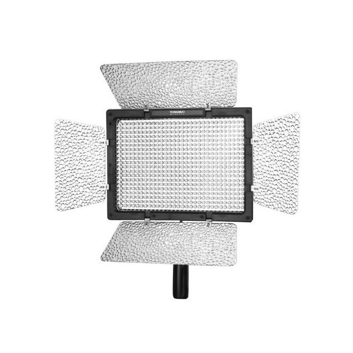 Yongnuo YN-600L faro faretto 600LED Studio Video Light Lamp Color Temperature fissa 5500K YN600L