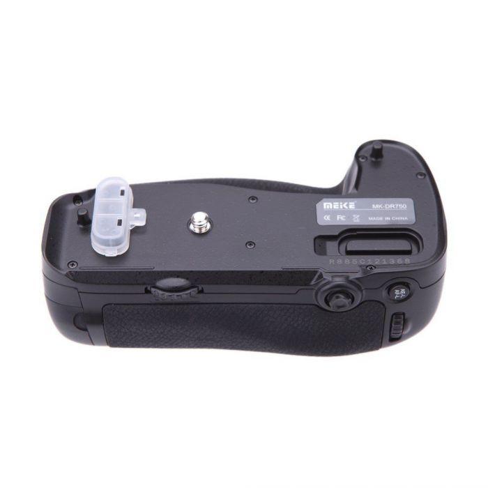 Meike MK-DR750 x Nikon D750 Battery Grip Impugnatura + telecomando