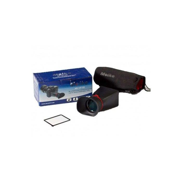 "Meike LCD Viewfinder MK-VF100 per display da 3"" mirino oculare"