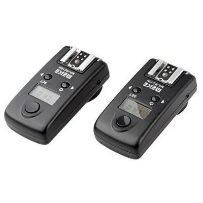 Meike RC-9 N2 Trigger Flash MC-DC1 x Nikon D90 D80 D70s