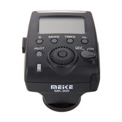 Meike TTL Flash MK-300 Lampeggiatore x Nikon MK300