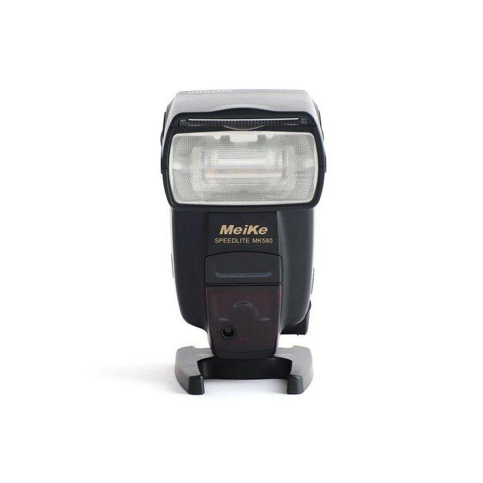 Meike TTL Flash MK-580 Lampeggiatore x Canon MK580
