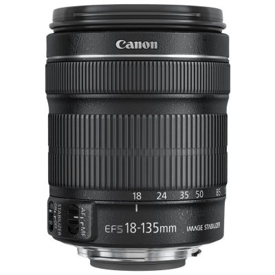 Obiettivo Canon EF-S 18-135mm f/3.5-5.6 IS STM Lens BULK 18-135