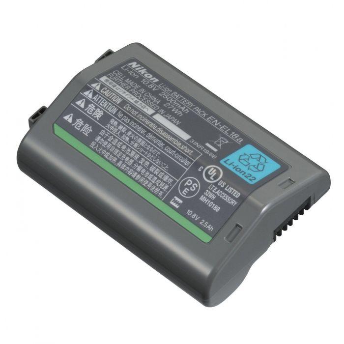 Nikon EN-EL18a Batteria Originale x D4 D4s D5