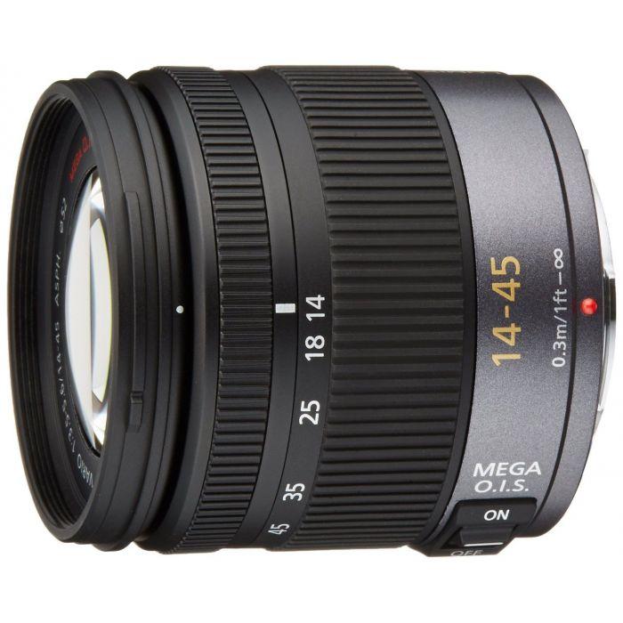 Obiettivo Panasonic G VARIO 14-45mm f/3.5-5.6 O.I.S. Lens Bulk