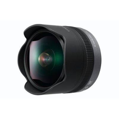 Obiettivo Panasonic LUMIX G FISHEYE 8mm F3.5 Lens