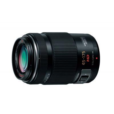 Obiettivo Panasonic G X VARIO PZ 45-175mm F4.0-5.6 OIS Nero Lens