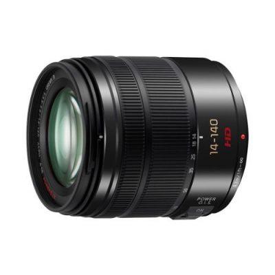 Obiettivo Panasonic G VARIO 14-140mm F3.5-5.6 ASPH Nero Lens