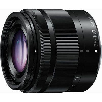 Obiettivo Panasonic LUMIX G VARIO 35-100mm F4.0-5.6 Nero Lens