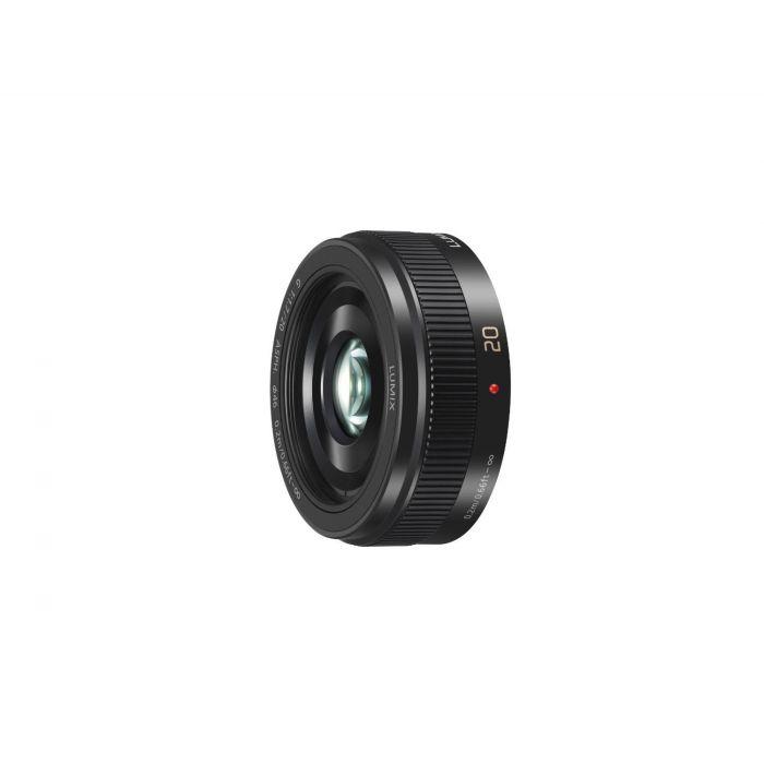 Obiettivo Panasonic LUMIX G 20mm F1.7 II ASPH Nero Lens