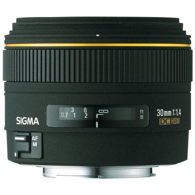 Obiettivo Sigma 30mm F1.4 EX DC x Sony (NO HSM)