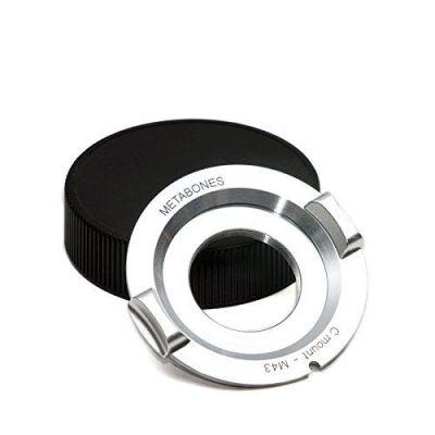 Metabones adattatore da C-Mount a Micro Quattro Terzi 4/3