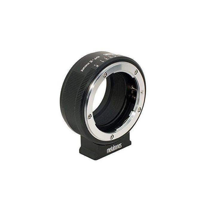 Metabones adattatore da Nikon G a Sony E-mount