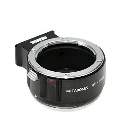 Metabones adattatore da Nikon F a Sony E-mount
